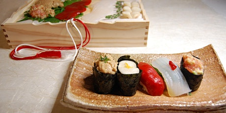 ASA Vegan Sushi Bar August tickets