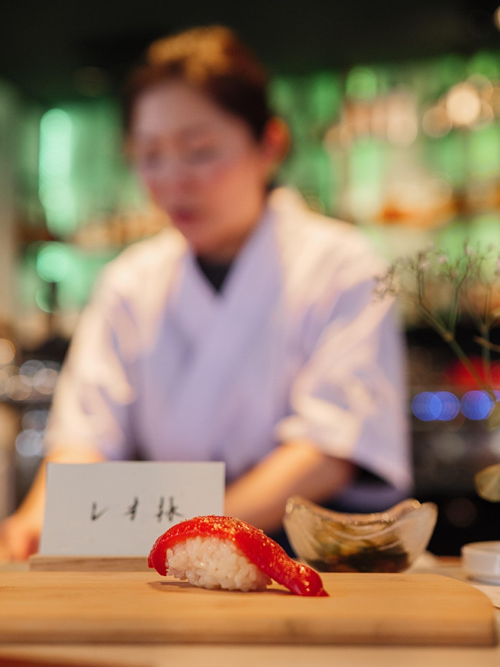 ASA Vegan Sushi Bar August image