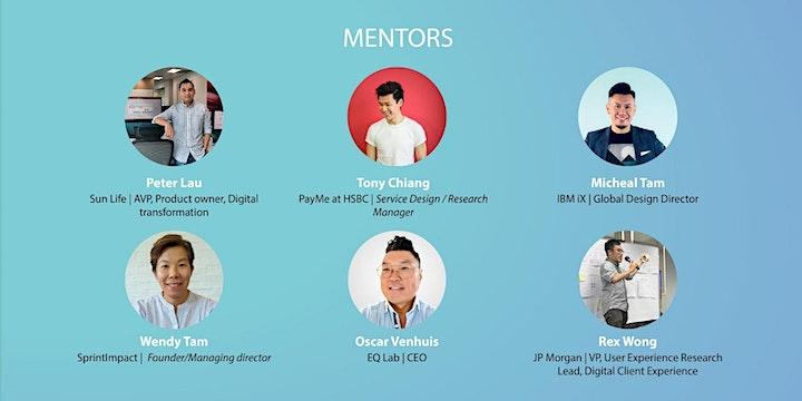 IxDAHK UX Mentorship Program, Summer 2021|  Kick-off Webinar image