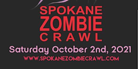 Spokane Zombie Crawl tickets