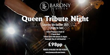 Queen Tribute Night tickets