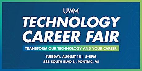 UWM Technology Career Fair tickets