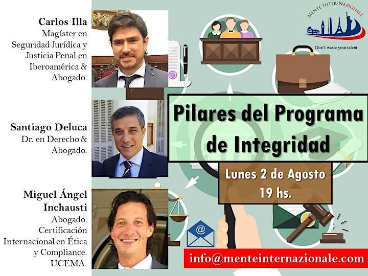 Imagen de Pilares del Programa de Integridad