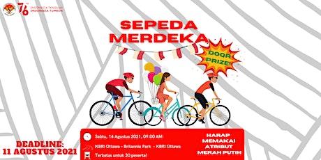 Sepeda Merdeka: Fun Bike HUT RI ke-76 tickets