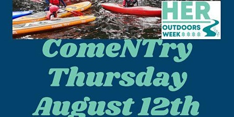 Her Outdoors Week Girls Come and Try 14-17year olds tickets