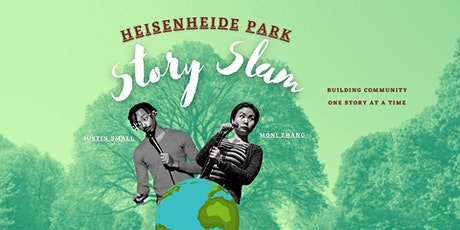 It's Mental! Story Slam + Hangout @ Hasenheide Park tickets