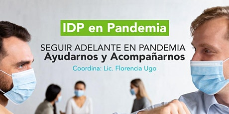 Taller virtual - Seguir adelante en pandemia. Ayudarnos y acompañarnos entradas