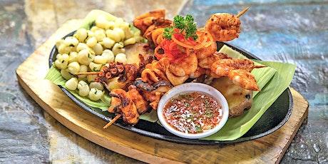 Peruansk streetfood matlagningskurs Stockholm | Köket Söder Den 10 Oktober tickets