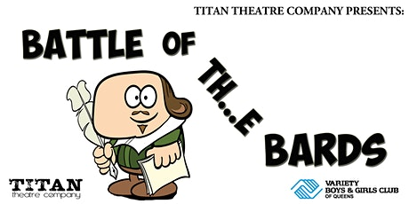 Battle of the Bards with Titan Theatre Company tickets