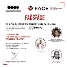 Face2Face Tour: Black Business Brunch tickets