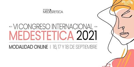VI Congreso Internacional Medestética entradas