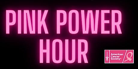 Making Strides Pink Power Hour tickets