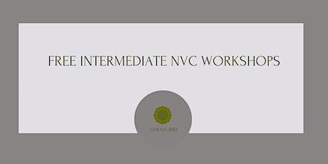 Free Intermediate NVC  Workshops tickets
