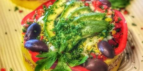 Vegetarisk matlagningskurs Stockholm | Köket Södermalm Den 24 October tickets