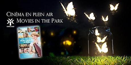Cinéma en plein air / Movie in the Park tickets