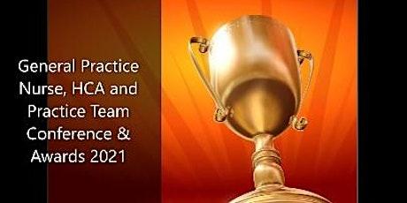 General Practice Nurse, HCA & Practice Team Conference & Awards 2021 tickets