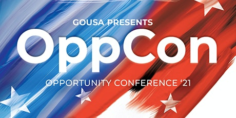 GOUSA OppCon - Opportunity USA Conference & Fundraiser with VIP Speakers tickets