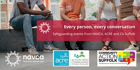 Every person, every conversation: are they safe? (East Midlands region) tickets