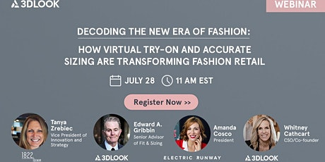 HOW VIRTUAL TRY-ON & ACCURATE SIZING ARE TRANSFORMING FASHION RETAIL tickets