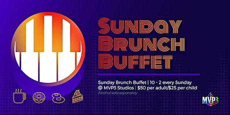 Sunday Brunch tickets