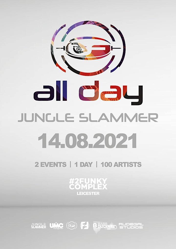 Formation Allday Jungle Slammer image