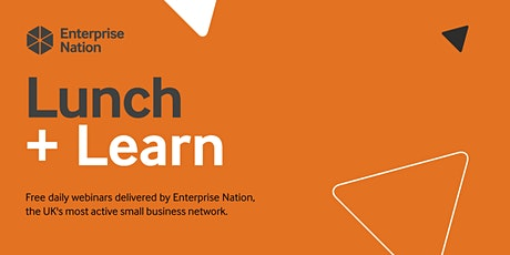 Lunch and Learn: Five ways you can create an effective marketing plan tickets