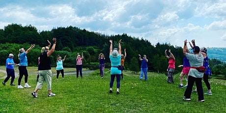 Move in Nature: Outdoor movement class for wellbeing tickets