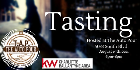 Wine tasting and meet and greet tickets