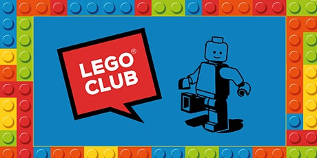 Lego Club - Fred Moore Library tickets