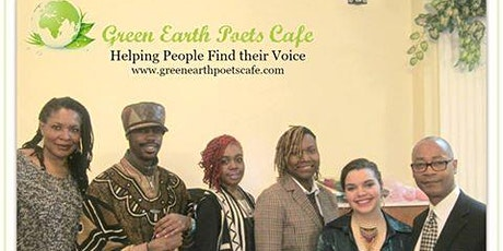 Green Earth Poets Cafe 8th Year Anniversary Paint & Poetry Nite tickets