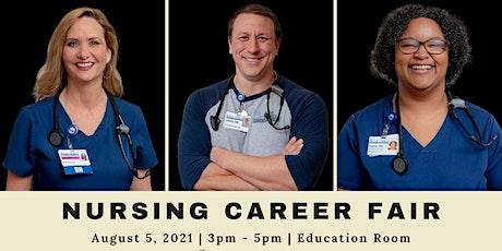 Nursing Career Fair tickets