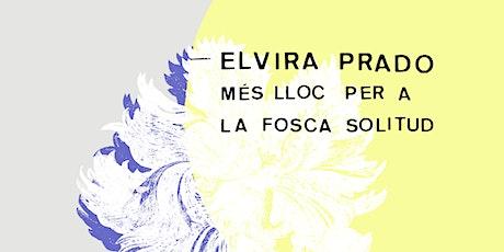 'Més lloc per a la fosca', d'Elvira Prado-Fabregat entradas