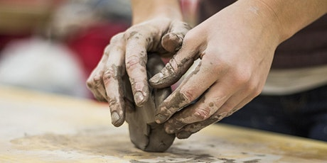 Pottery with Studio 11 - Greenwood Library tickets