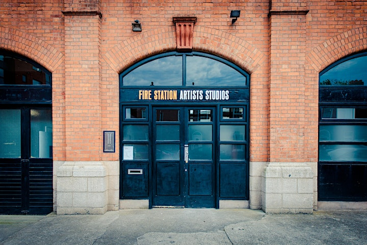 Fire Station Artists' Studios Culture Night tours image