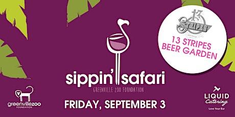 Sippin' Safari 2021 tickets