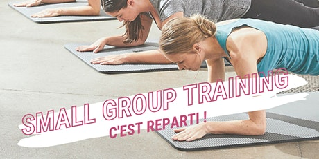 Group training - abdos fessiers tickets