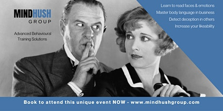 The science of people and  lying – learn to read faces, emotions and deceit tickets