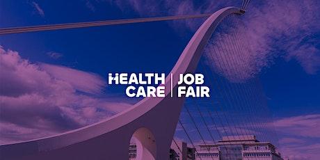 Healthcare Job Fair - Ireland & Northern Ireland, March 2022 tickets