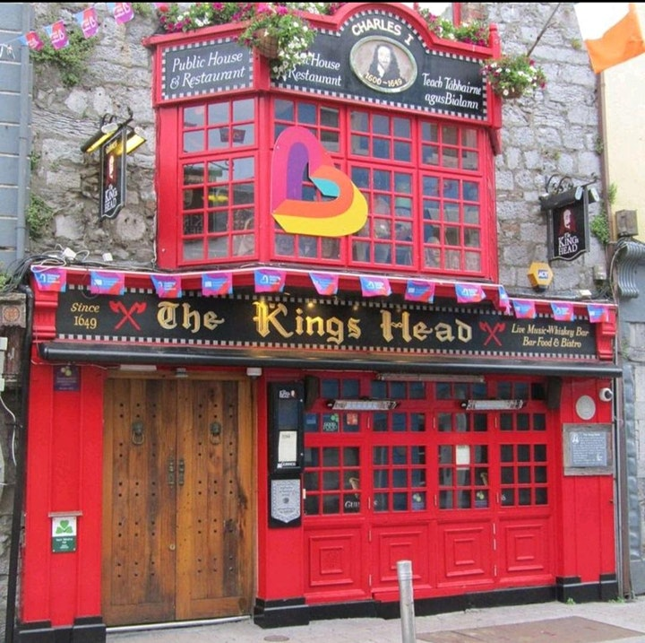 Galway Blue Plaque Tour image