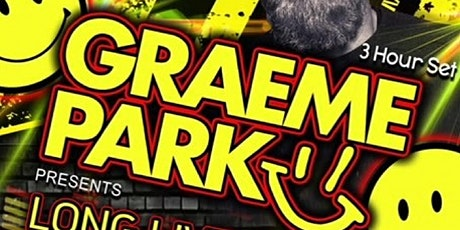 Long Live House with Graeme Park tickets