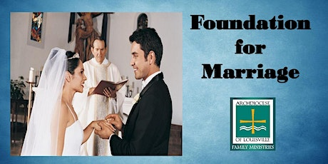 Foundation for Marriage (November 5, 2022) tickets