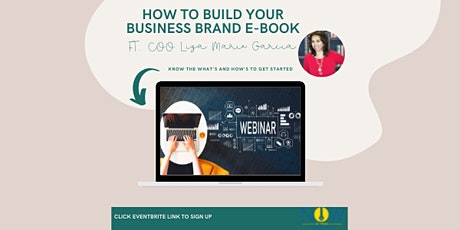 How to Build your Business Brand E-Book tickets