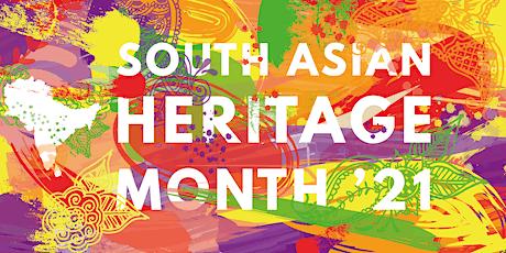 British Asian Sounds - Historical Interactive DJ Set tickets