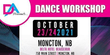 Dance Attack Moncton 2021 tickets