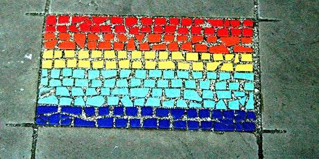 Manchester Rainbow Walk 3 tickets