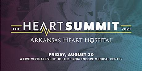 Heart Summit 2021 Virtual Exhibit Hall tickets