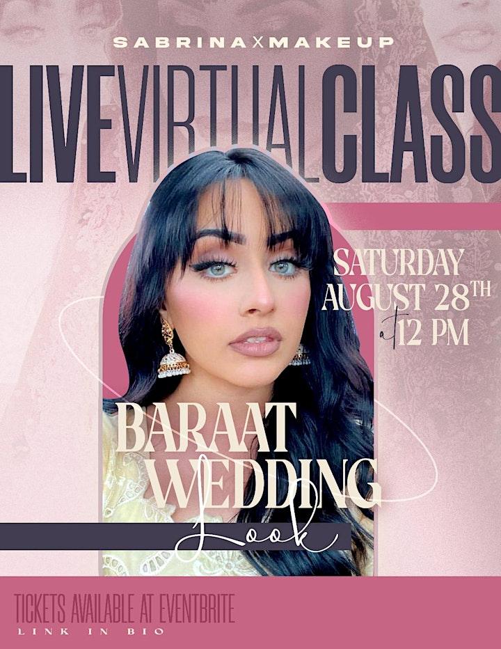 Baraat Bridal Virtual Class image
