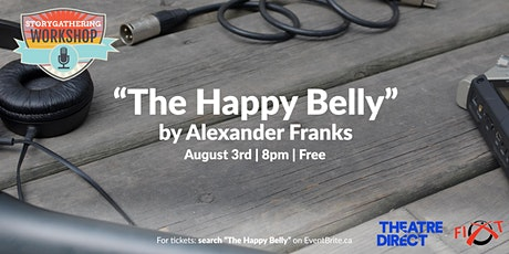 """""""The Happy Belly"""" by Alexander Franks - Listening Party tickets"""