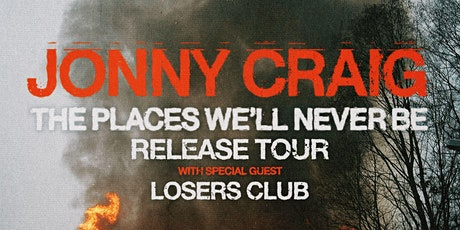 Jonny Criag at The Rail Club Live tickets