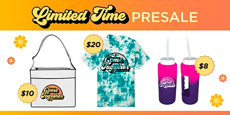 Birthday Bash 13 PRE ORDER SWAG (US ONLY) tickets
